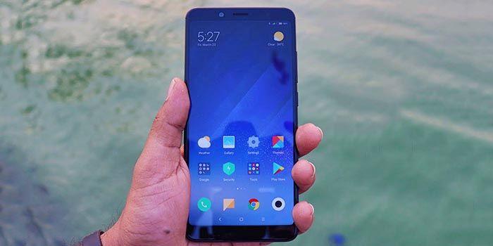 Xiaomi Redmi Note 5 buenas fotos barato