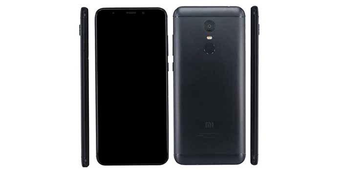 Xiaomi Redmi Note 5 oficial