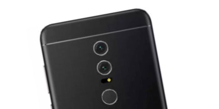 Xiaomi Redmi Note 5 render oficial