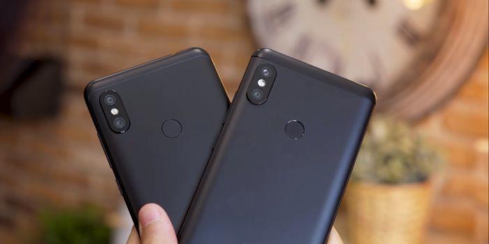 Xiaomi Redmi Note 5 e Xiaomi Redmi Note 6 Pro