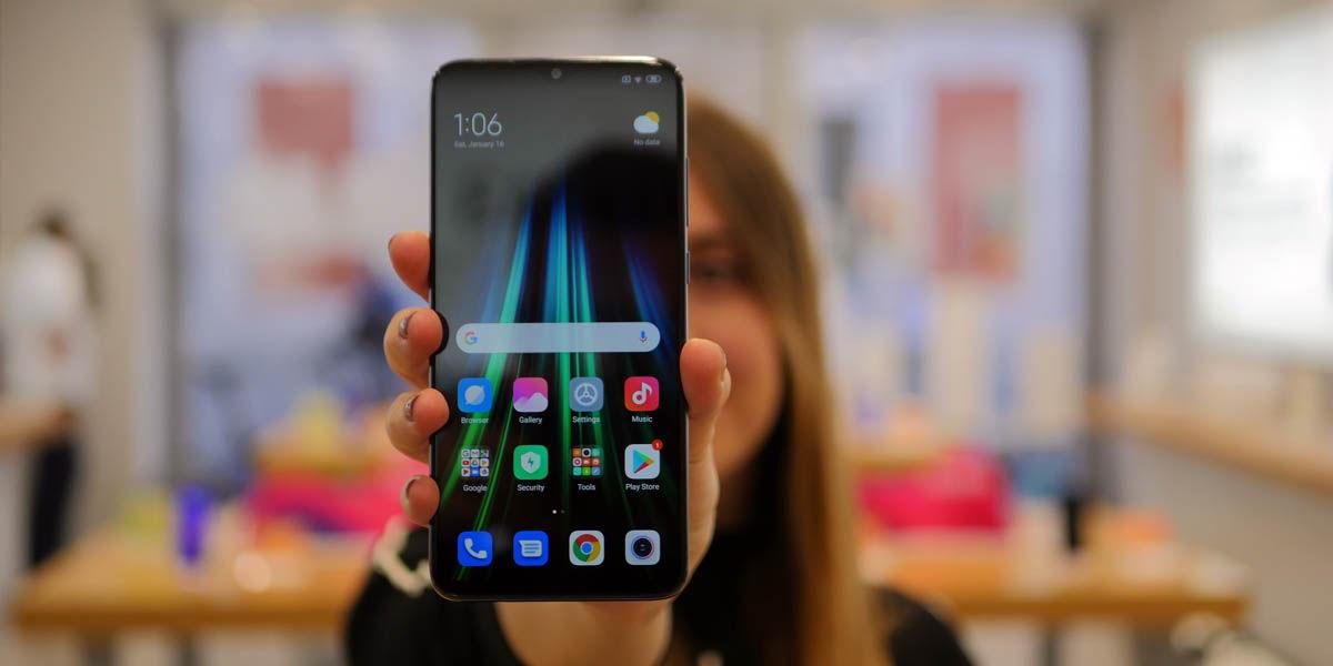 Xiaomi Redmi Note 8 recomendado