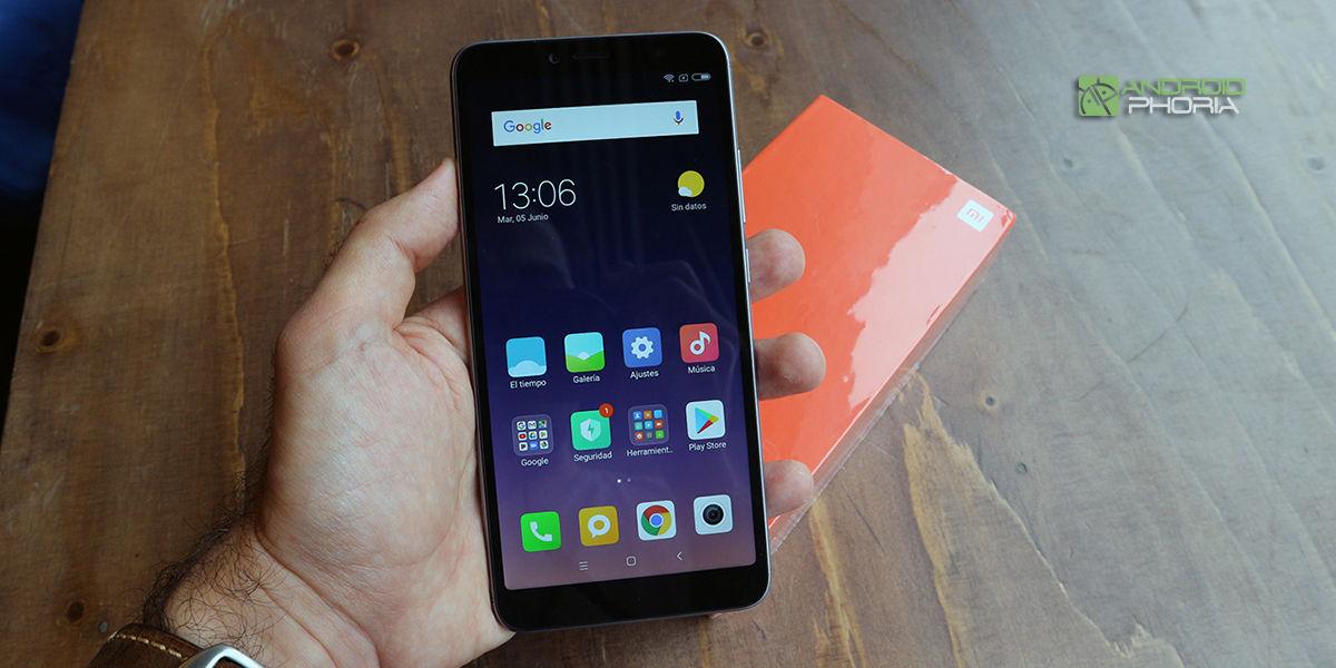 Xiaomi Redmi S2 análisis