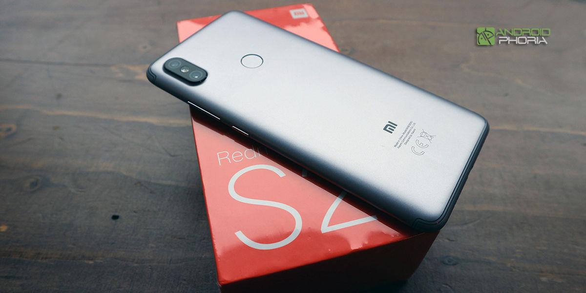 Xiaomi Redmi S2 parte trasera