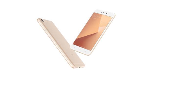 Xiaomi Redmi Y1 lite Frontal y TraseraXiaomi Redmi Y1 lite Frontal y Trasera
