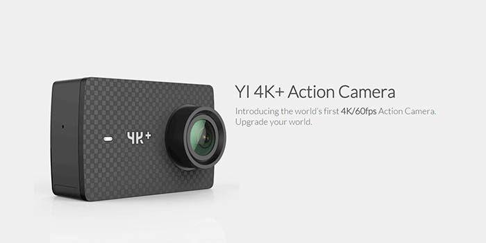 Xiaomi Yi 4K Plus mejor precio