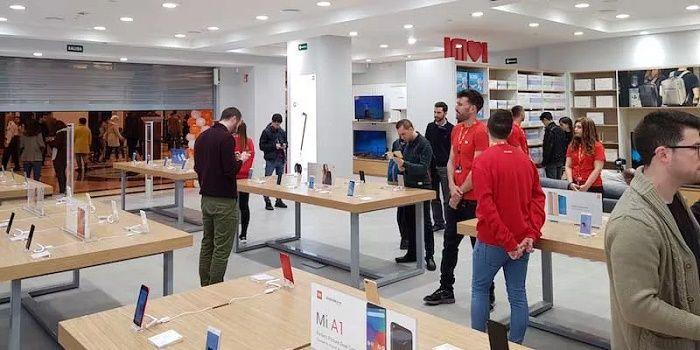Xiaomi en Gran Vía 2 Barcelona