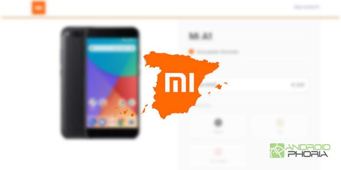 Xiaomi españa tiendas españolas