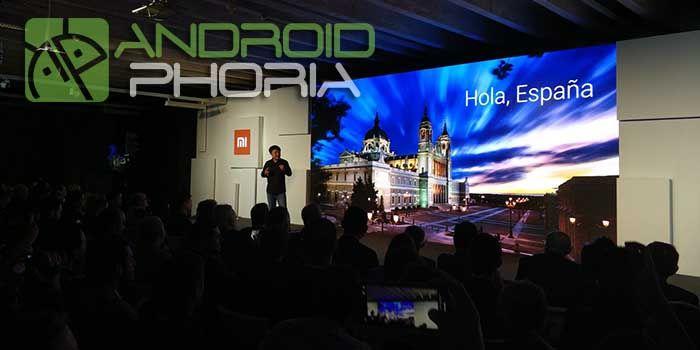 Xiaomi espana oficial