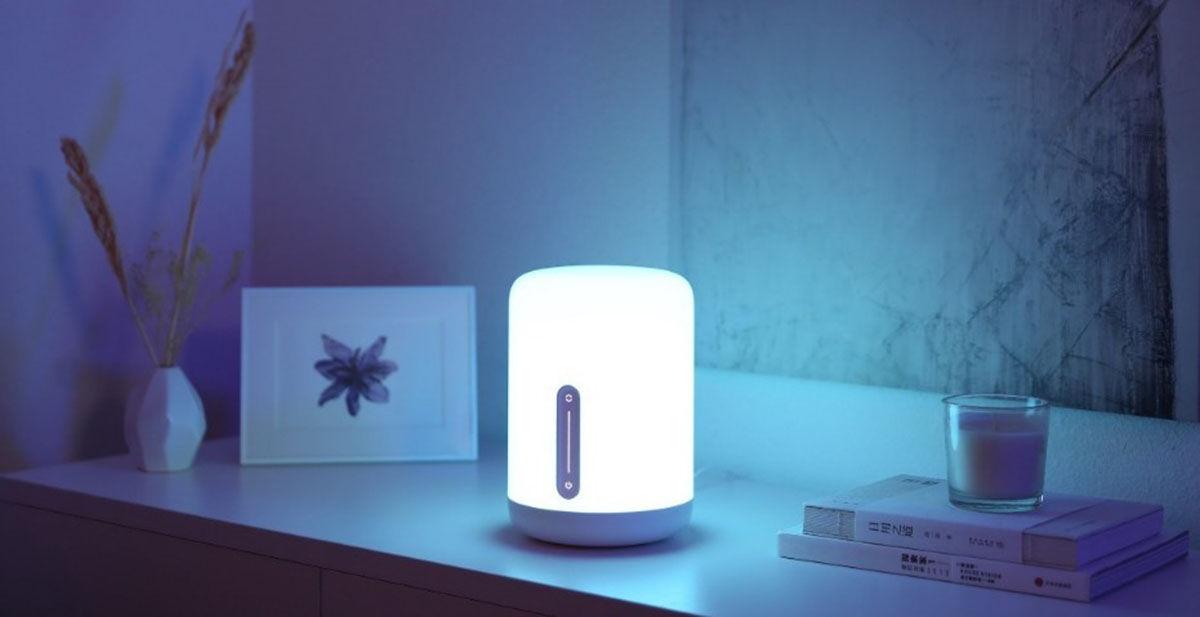 Xiaomi lampara de mesa