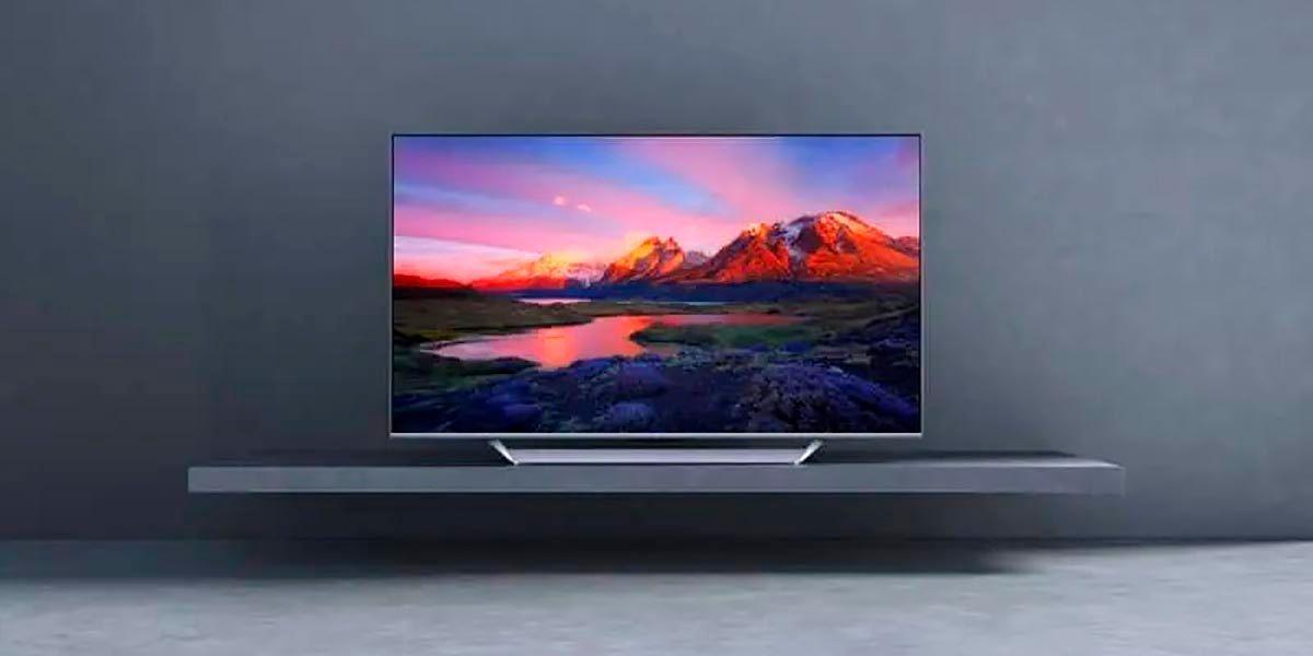 Xiaomi lanza la Mi TV Q1 75 en Espana