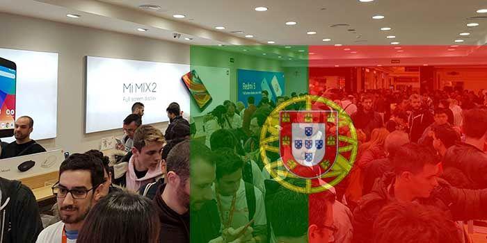 Xiaomi lanzamiento Portugal