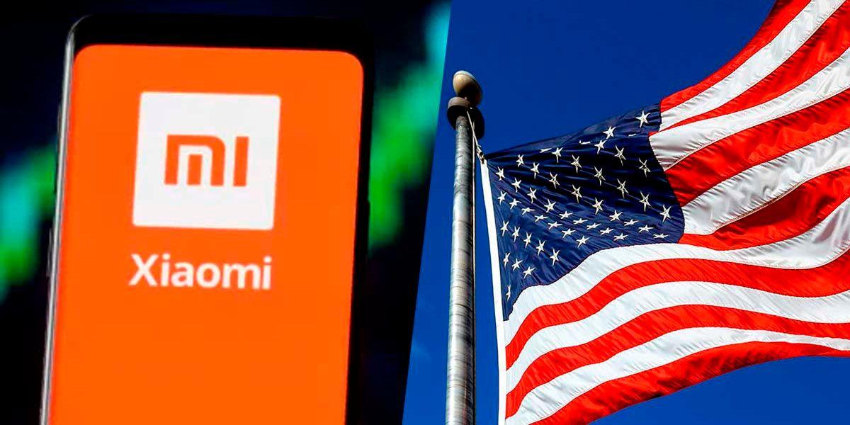 Xiaomi llega a un acuerdo con Estados Unidos