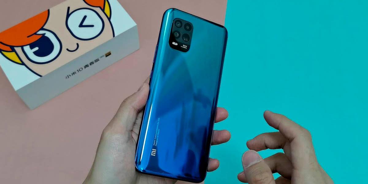 Xiaomi mi 10 lite zoom con 5g comprar