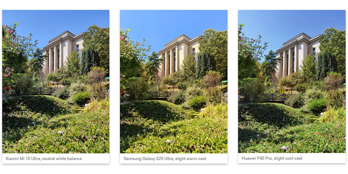 Xiaomi mi 10 ultra fotografía contrastes dxomark