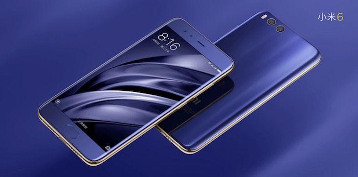 Xiaomi mi6 precio