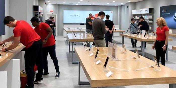 Xiaomi nueva tienda en Madrid
