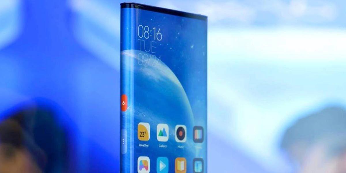 Xiaomi patentes estilo Mi Mix