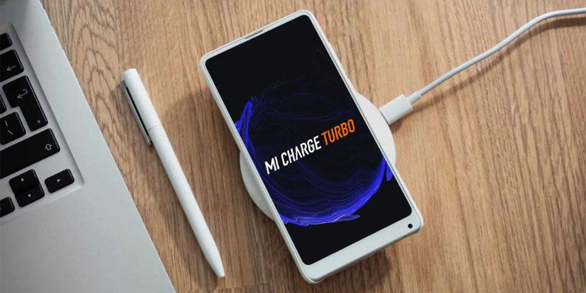 Xiaomi presenta cargador inalambrico mas rapido del mundo