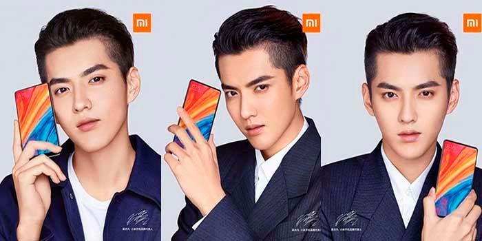 Xiaomi publica imagenes oficiales del Mi MIX 2S