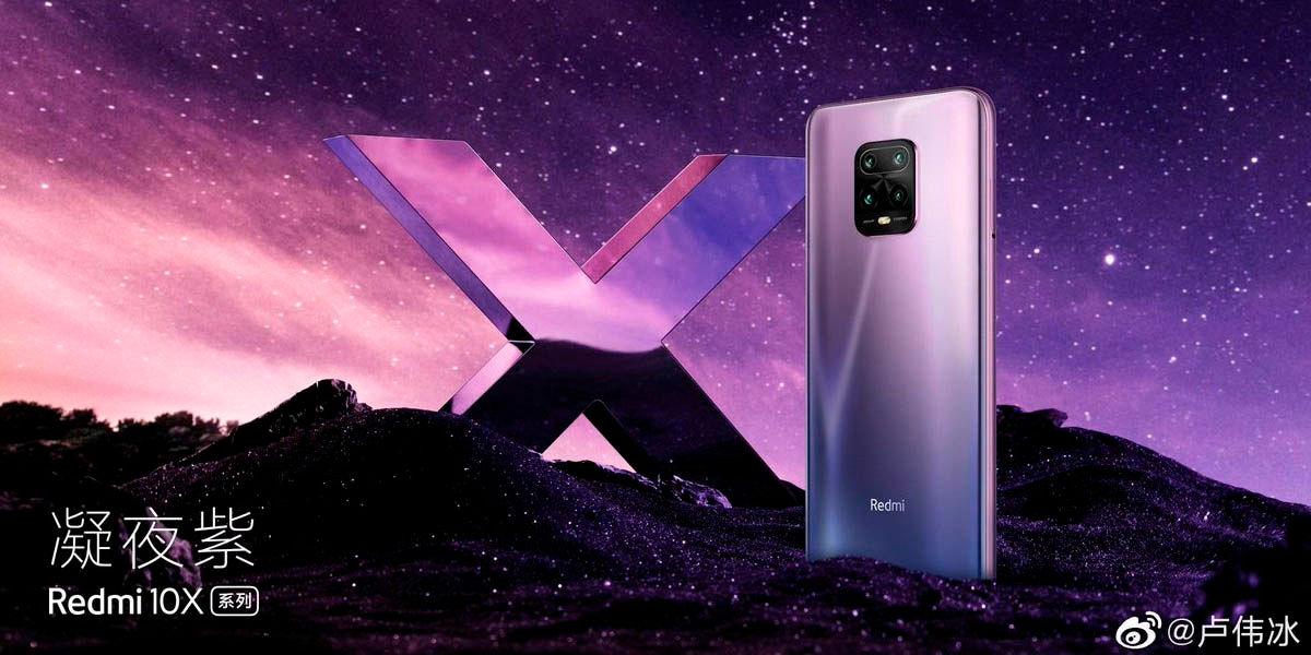 Xiaomi redmi 10x Pro 5g gama media premium con 5G y teleobjetivo lanzamiento precios características