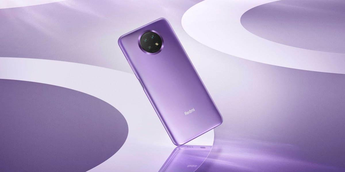 Xiaomi redmi note 9t gama media 5g económico