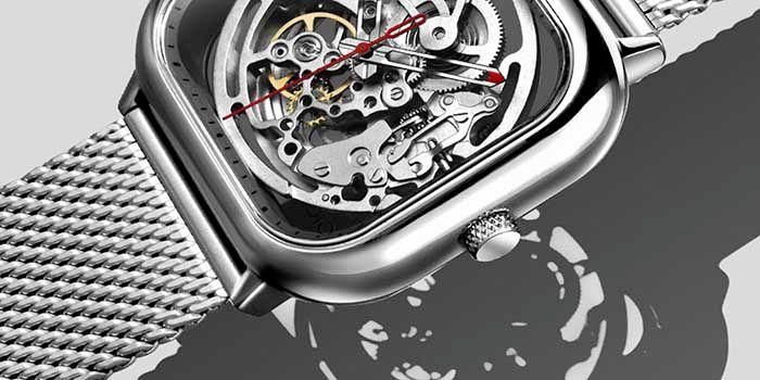 El Reloj De Esqueleto De Xiaomi Con Gran Dise 241 O Y Reducido