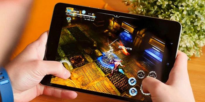 Xiaomi tablet gamer