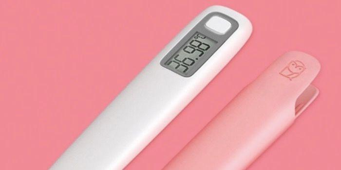 Xiaomi termometro quedes embarazada