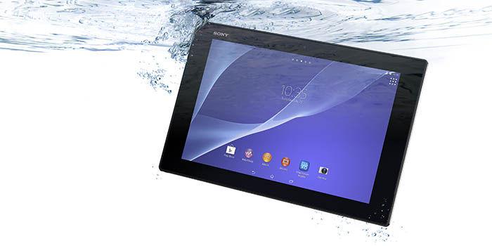 Xperia Z2 tablet mejor precio