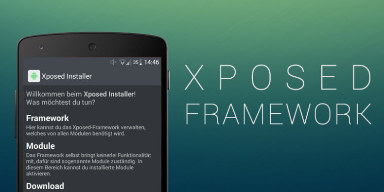 Xposed Framework para Android 6.0 Marhsmallow