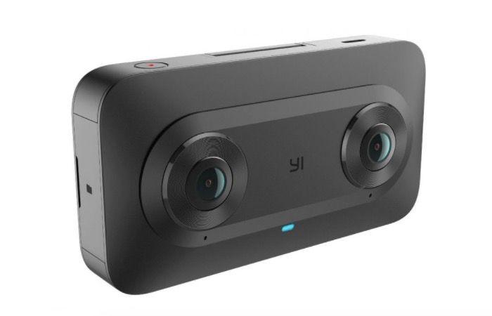 camara YI Horizon VR180