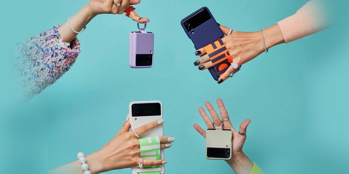 Ya está aquí el alquiler de los últimos móviles plegables de Samsung