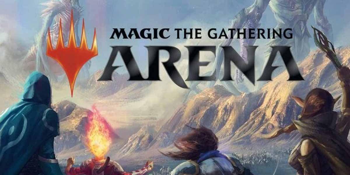 Ya puedes descargar Magic The Gathering Arena para Android