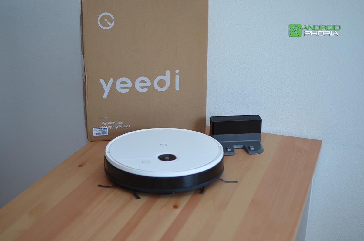 Yeedi 2 Hybrid Unboxing