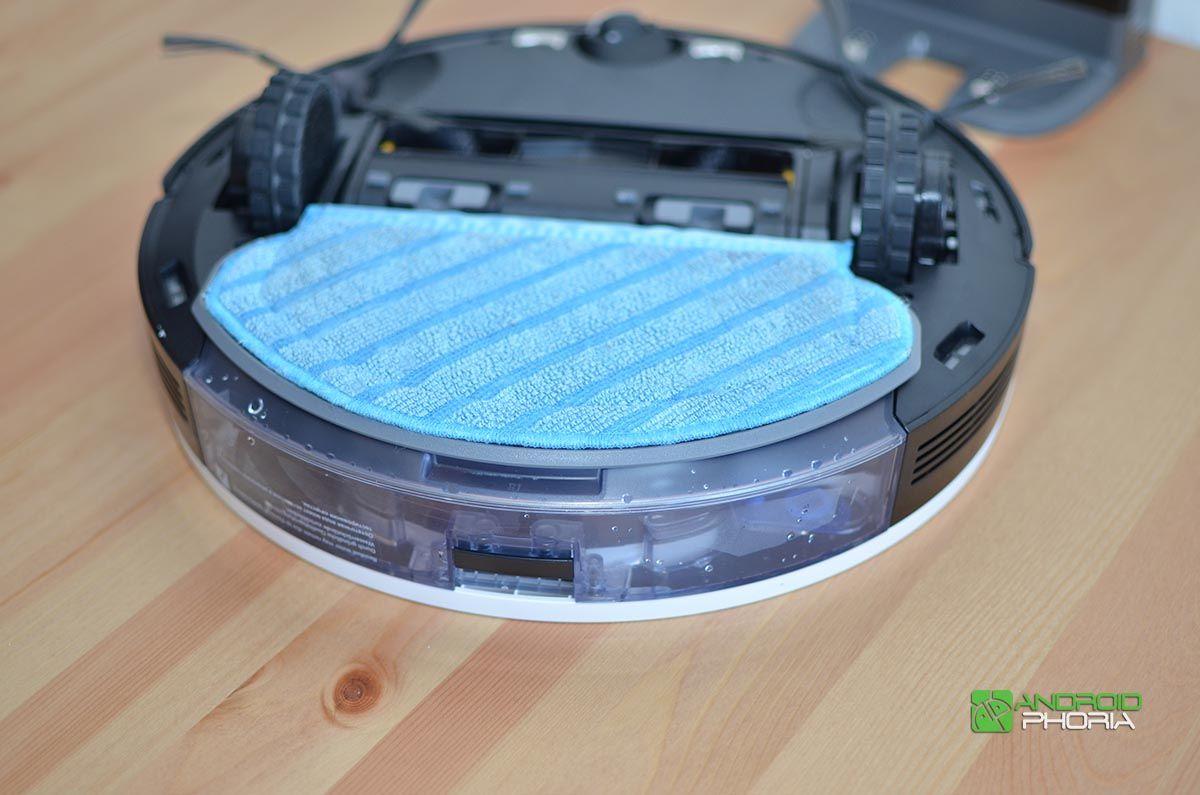 Yeedi 2 Hybrid para fregar