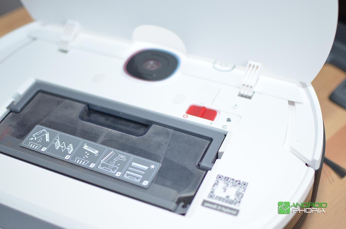 Yeedi 2 Hybrid potencia