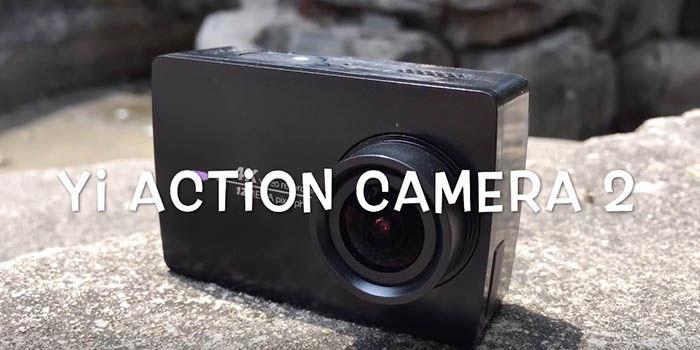 Yi Action Camera 2