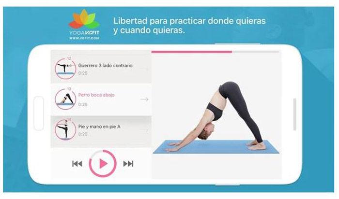 Yoga posturas y clases