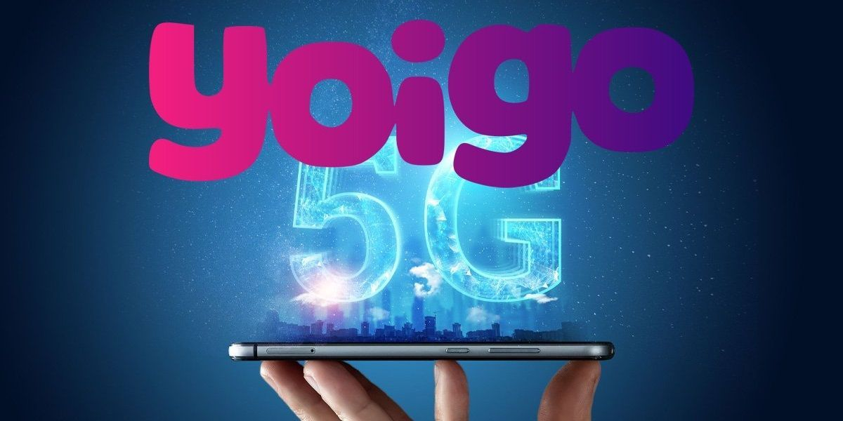 Yoigo 5G ciudades