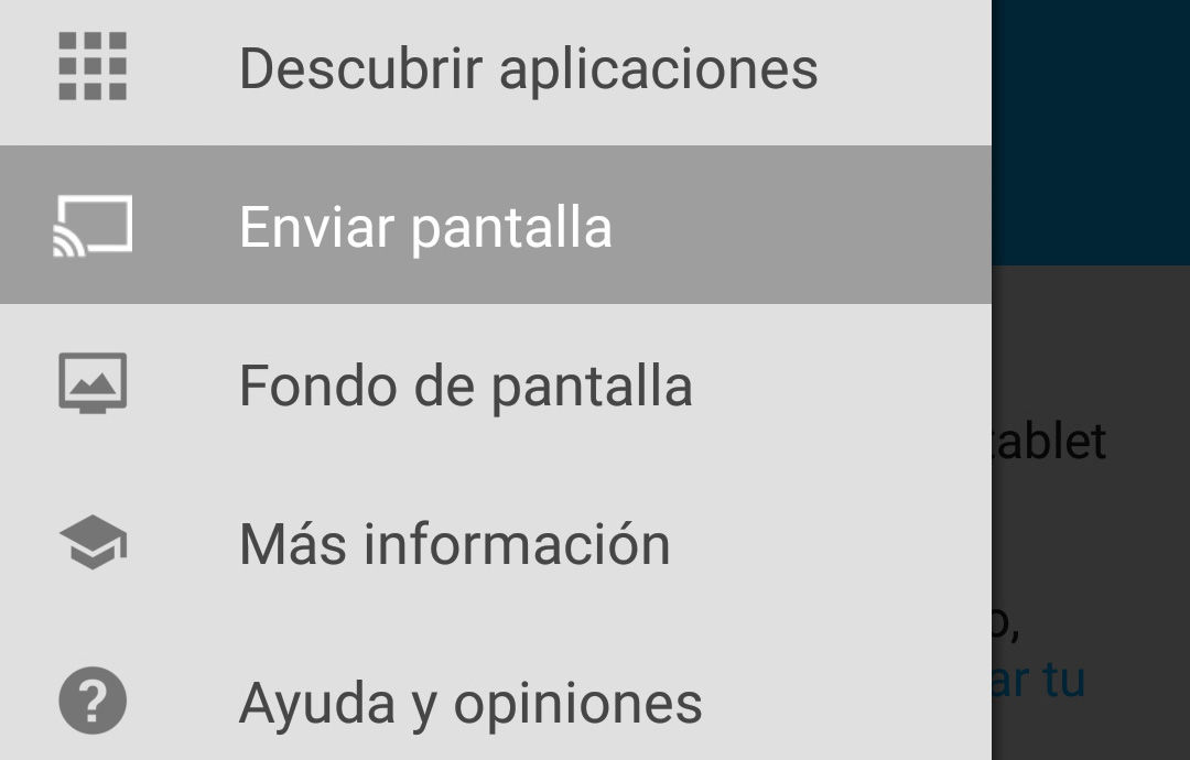 Yomvi Chromecast Android