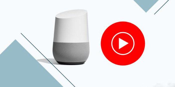 YouTube Music gratis en Google Home