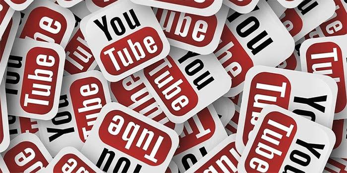 YouTube crear listas