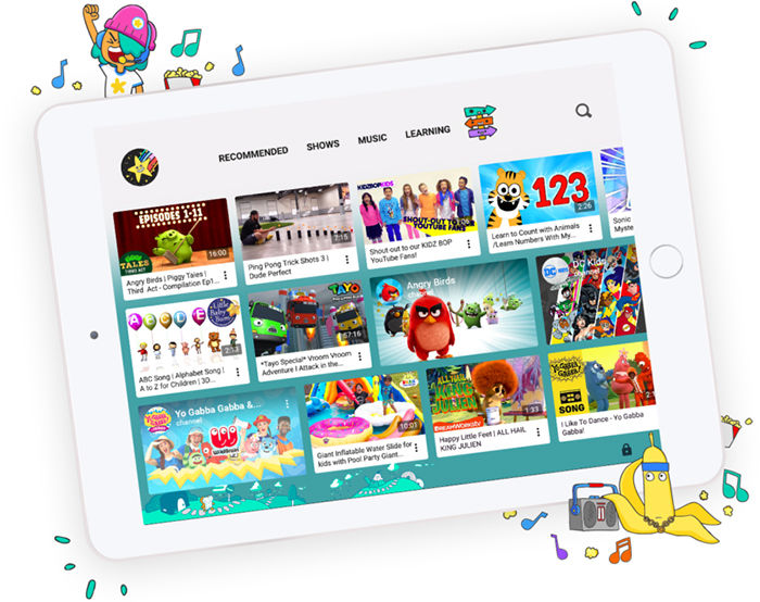 Youtube Kids para Android