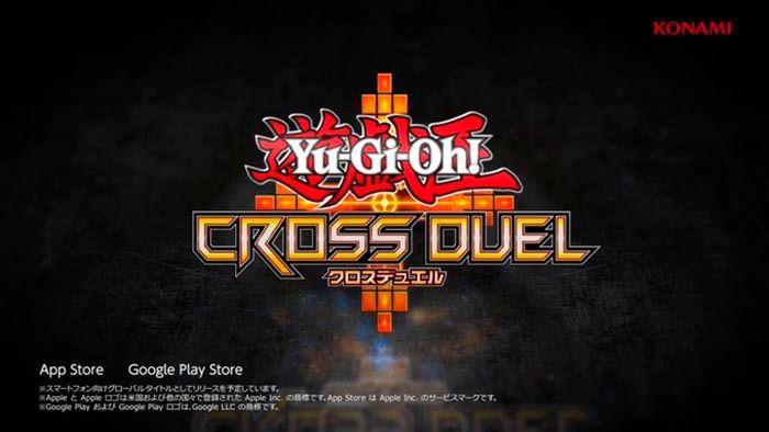 Yu-Gi-Oh! Cross Duel anuncio