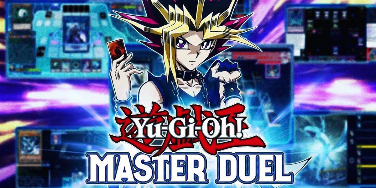 Yu-Gi-Oh! Master Duel juego de cartas