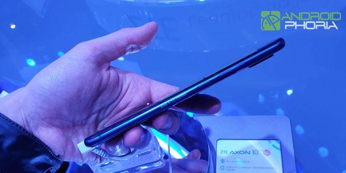 ZTE Axon 10 Pro 5G bordes