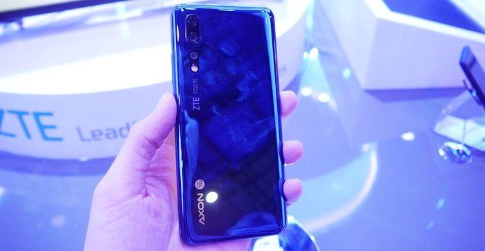 ZTE Axon 10 Pro conectividad 5G