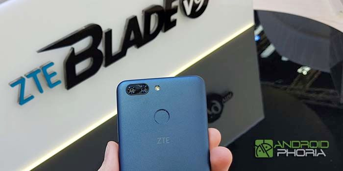 ZTE Blade V9 Android