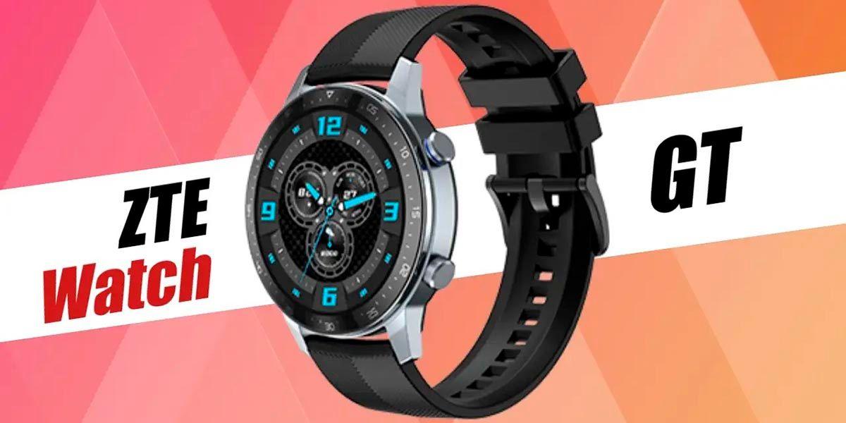 ZTE Watch GT caracteristicas y precio