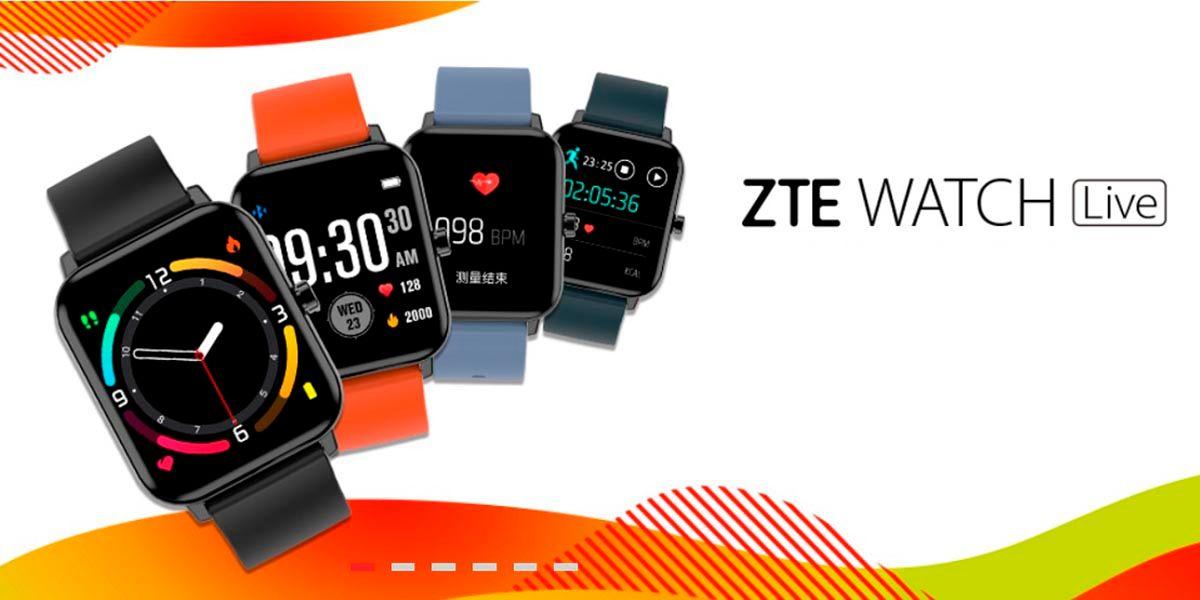 ZTE Watch Live caracteristicas y precio